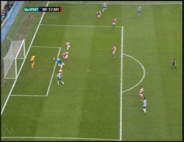 FAC Ulloa goal