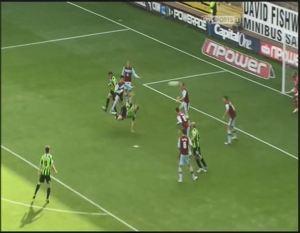 FFC Overhead kick