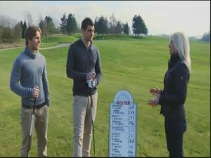 FLW Golf challenge