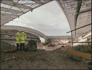 MID Building site