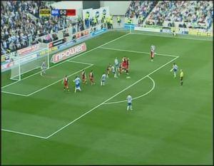 POR Vicente 1st goal