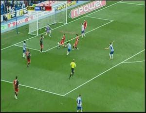 POR Vicente 2nd goal