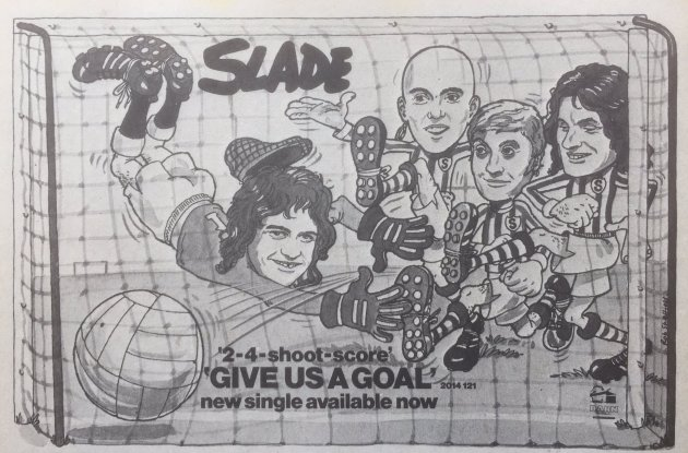 SLADE Cartoon promo