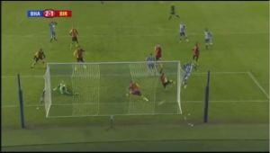 BIR Zamora goal