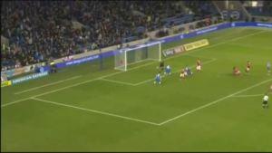 CHA Wilson goal