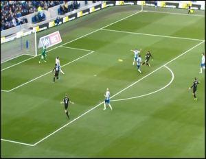 WIGH McArthur goal